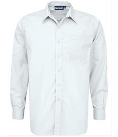 Boys Long Sleeve Shirts 2 Pack (Adult Sizes)