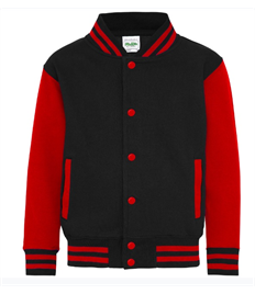 Swann Studio Adults Varsity Jacket
