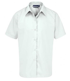 Girls Short Sleeve Shirts - 2 Pack (38