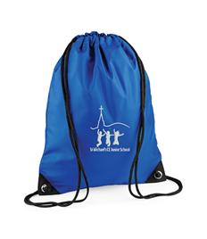 St Michaels PE Bag