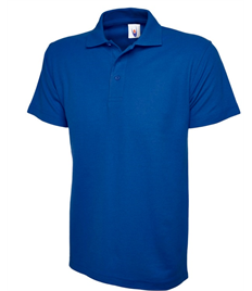 Royal Blue Ladies Polo