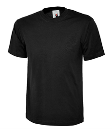 Real FM Black T-Shirt