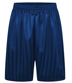 Rivenhall Royal Blue PE Shorts (S+)