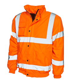 UC804 Hi Viz Bomber Jackets (Offer 14 of 15)