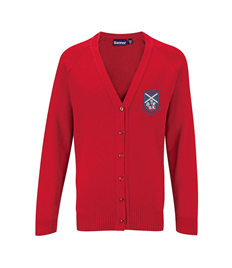 St Andrews Knitted Cardigan (34+)