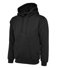 UX4 Hoodie - Gold&Black Logo