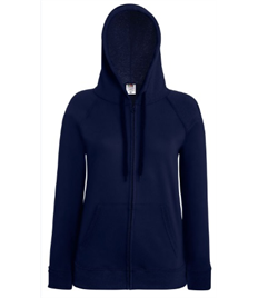 Barny Bus Ladies Zip Hoodie (Staff)