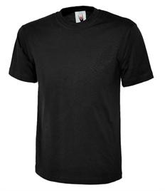 Classic T-Shirt - Gold&Black Logo