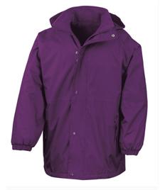 Acorn Reversible Coat