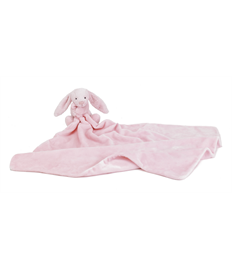 Bashful Bunny Baby Pink Soother