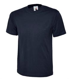 Chipping Hill Navy PE T-Shirt (No Logo, XS+)