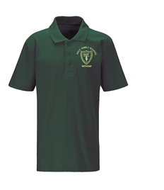 HF Polo Shirt with Name (XS-XL)