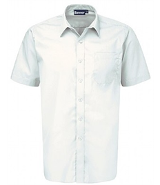 Boys Short Sleeved Shirts - 2 Pack (Adult Sizes)