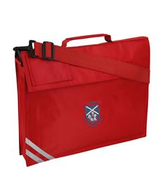 St.Andrews Premium Bookbag with Name