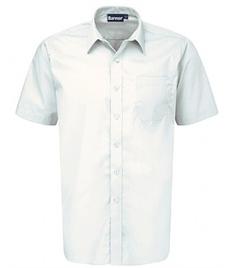 Boys Short Sleeve Shirts - 2 Pack (Adult Sizes)