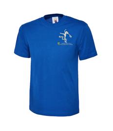 SHS STAFF ONLY - Adults Royal T-Shirt