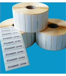 Iron-on/Sew-in Name Labels: x50