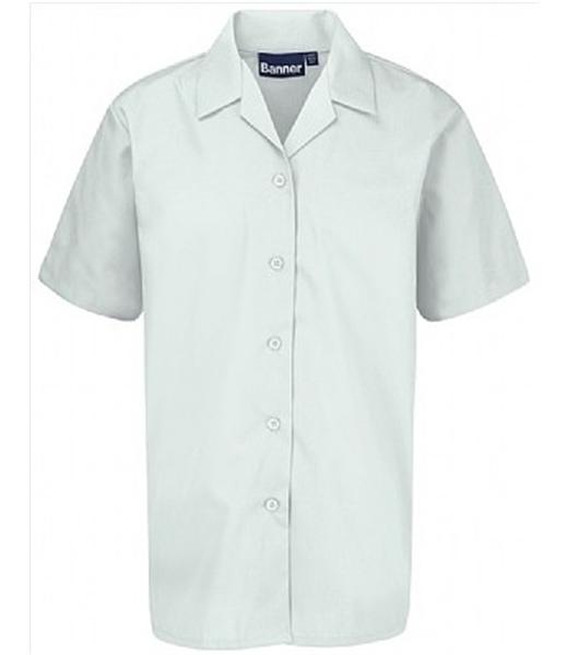50ce3bff52789d Girls Revere Short Sleeve Blouses - 2 Pack