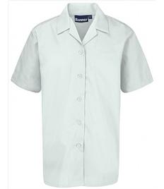 Girls Revere Short Sleeve Blouses - 2 Pack