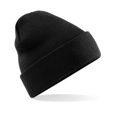 BB45 Beanie Hat - Gold&Black Logo