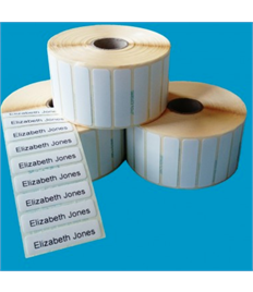 50 Printed Iron-on/Sew-in Labels